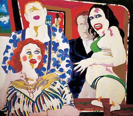 Carlos Gorriarena- La revelion frente al espejo (1995)
