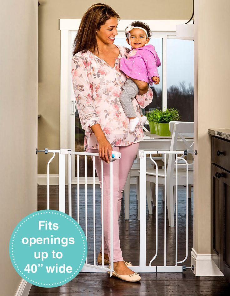 EXTRA WIDE ASSEMBLY - Safety Gate - Regalo Baby