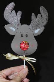 reindeer head template - Google Search