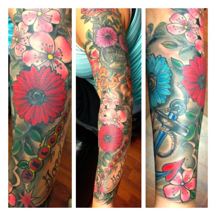 Mejores 12 im genes de anemone flower tattoos en pinterest for Empire tattoo blackwood