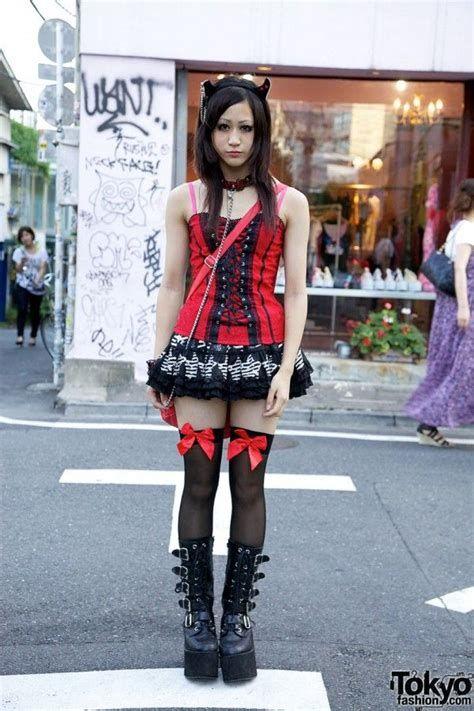 115 Best Harajuku Street Fashion Images On Pinterest