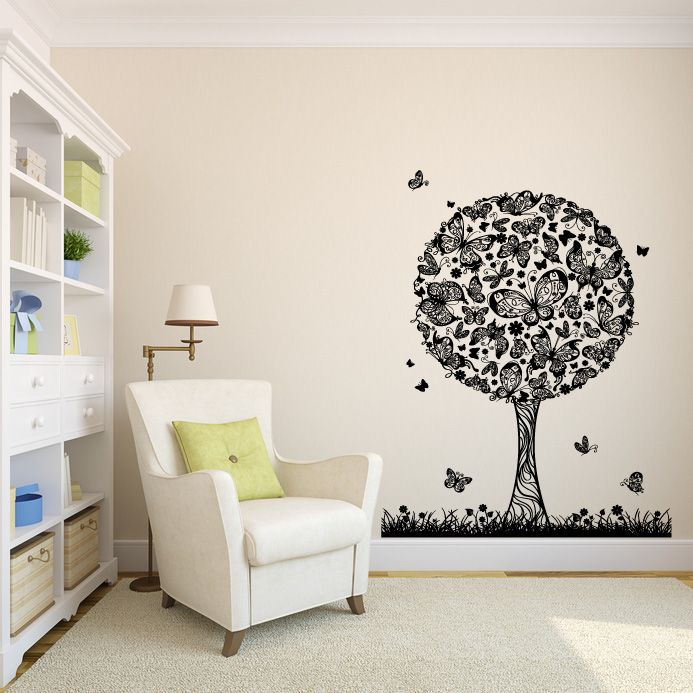 Best Abstract Wall Decals Images On Pinterest Wall Decals - How to make vinyl wall decals with cricut