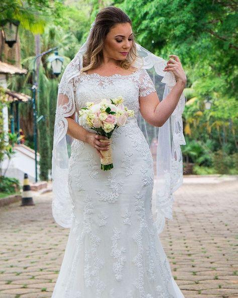 Plus Size Wedding Gowns from Darius Custom Dress Designer in ...