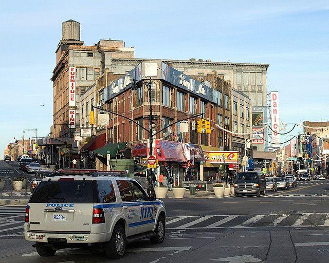 the bronx new york | Mott Haven Intersection, Bronx, New York City | Flickr - Photo Sharing ...