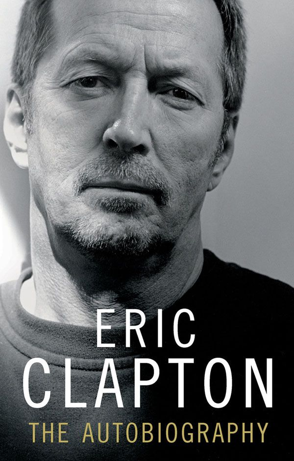 Eric Clapton Autobiography. Really enjoyed this book. Very honest recollection of his life, where he has been and how he arrived where he is today.