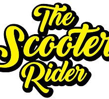 Scooter Rider by ydeor