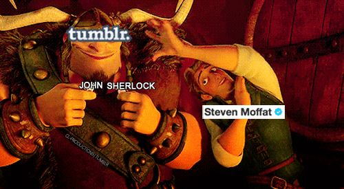 I love this fandom. Click for gif
