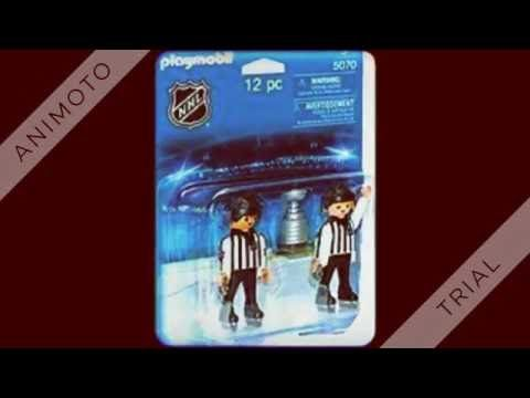 PLAYMOBIL NHL Referees with Stanley Cup by PLAYMOBIL http://amzn.to/2bo91hv by PLAYMOBIL Be the first to review this item Price: £36.48 Only 3 left in stock ...
