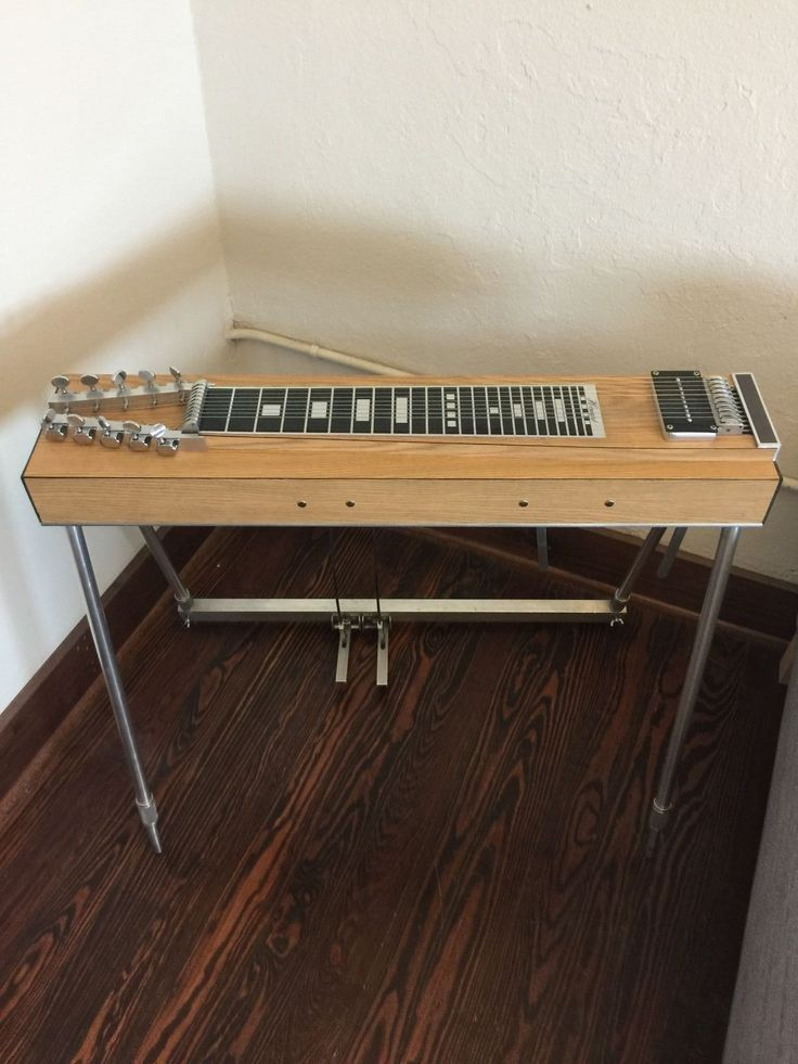 Vintage 1970's Howard Pedal Steel Guitar