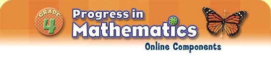online math Enrichment Activities: Grade 4.  from here you can get to Pre-k thru algebra 1, games are skill based, so even if you don't use these math books, you can practice the skills.