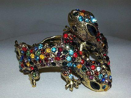 Lizard/Gecko Adjustable Bracelet