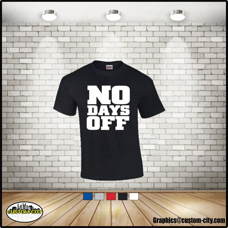 no days off shirt,adult shirts,women shirt,men shirt,plus size shirts,5x shirts,plus size workout shirt,graphic tees for woman plus size by CustomCityInk on Etsy