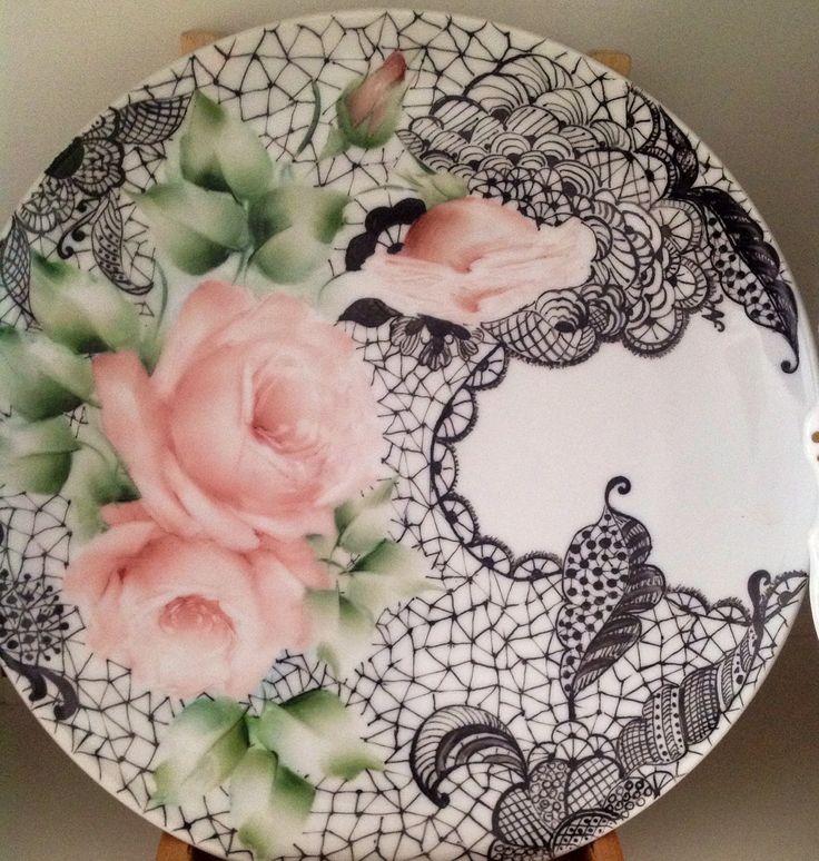 1922 best images about china painting roses on pinterest antiques porcelain vase and ruby lane. Black Bedroom Furniture Sets. Home Design Ideas