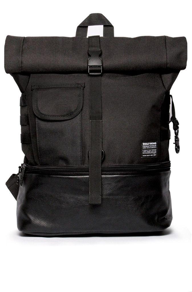 Kyojin Backpack Black