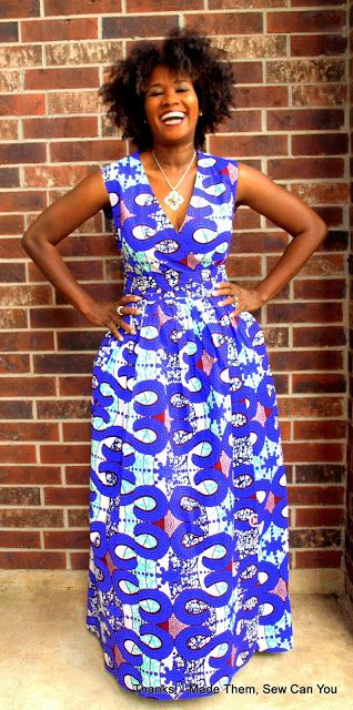 Thanks! I made them!: Challenge Accepted! Day and Night Dress Blog Tour McCalls 7185