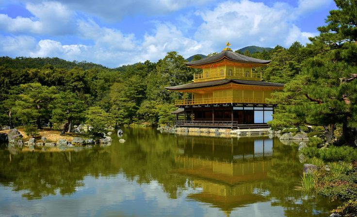 """Golden Pavilion - Kyoto"" by Justin Orr on 500px"