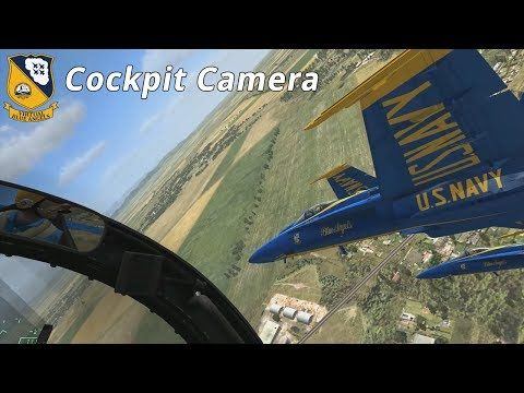 Experience the Blue Angels in 360-degree video - YouTube