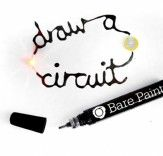 Bare Conductive Paint Allows You to Draw an Electrical Circuit Almost Anywhere | Inhabitat - Sustainable Design Innovation, Eco Architecture, Green Building
