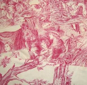 1000 images about toile de jouy on pinterest - Papel pintado toile de jouy ...