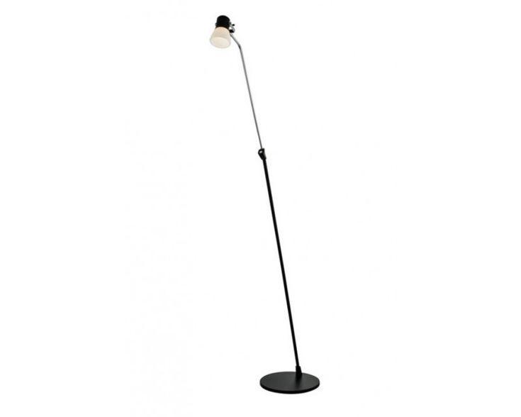 Floor Standing Uplighters Led: Endon 60215 Whitehall 5W LED Floor Lamp