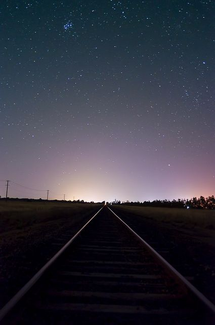 View towards Pleiades by Indigo Skies Photography on Flickr.