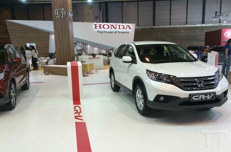 *TT by 2013 THINK TANK diseña y construye el stand de Honda en el Salon Automovil de Madrid