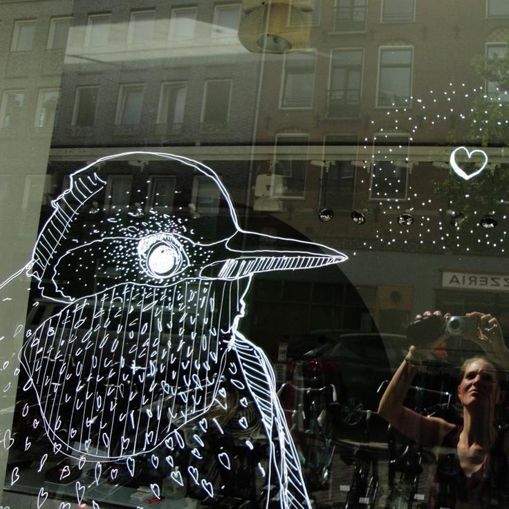 shopping window www.maartjevandennoort.nl