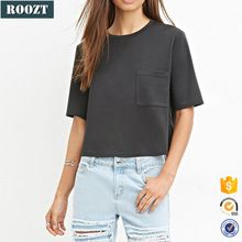Fashion Clothing 2015 Summer Tshirt Ladies New Short Sleeve Plain T-shirts  Best seller follow this link http://shopingayo.space