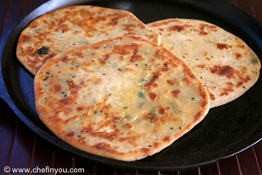Mooli Paratha Recipe | Muli Paratha  | Indian Paratha recipes