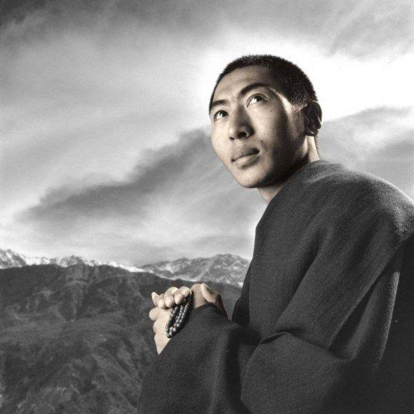 """""""Тибетские портреты"""" от Фила Боргеса (21 фото)"""