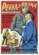 Pekka ja Pätkä salapoliiseina - DVD - Elokuvat - CDON.COM