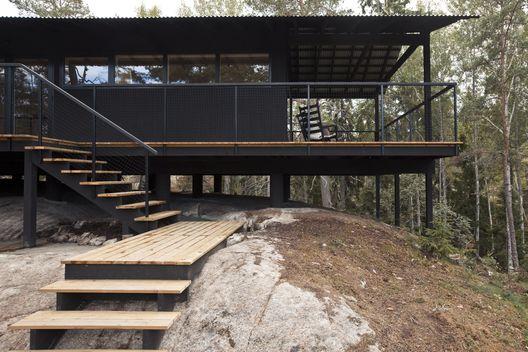Casa de Veraneio Vindö / Max Holst