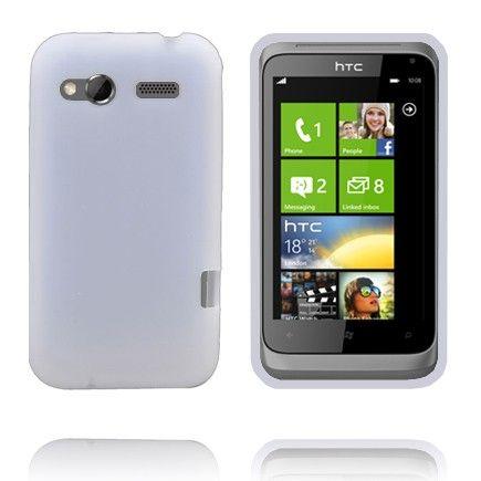 Soft Shell (Hvit) HTC Radar Deksel