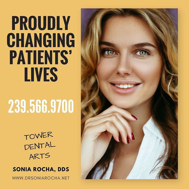 If youre looking for a quick affordable fix to your smile consider cosmetic dental bonding over a crown or veneers. This is a great way to boost confidence and smile freely again. If you live in the Southwest Florida area contact Tower Dental Arts who has offices in Naples Bonita Springs and Fort Myers. Dr. Sonia Rocha and Dr. Max Zand offer cosmetic density services including dental bonding. To book an appointment call 239-566-9700!  #TowerDentalArts #DrSoniaRocha #DentistNaples…