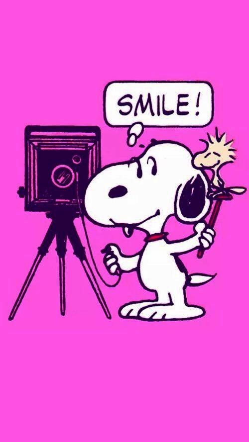 #Snoopy #Smile