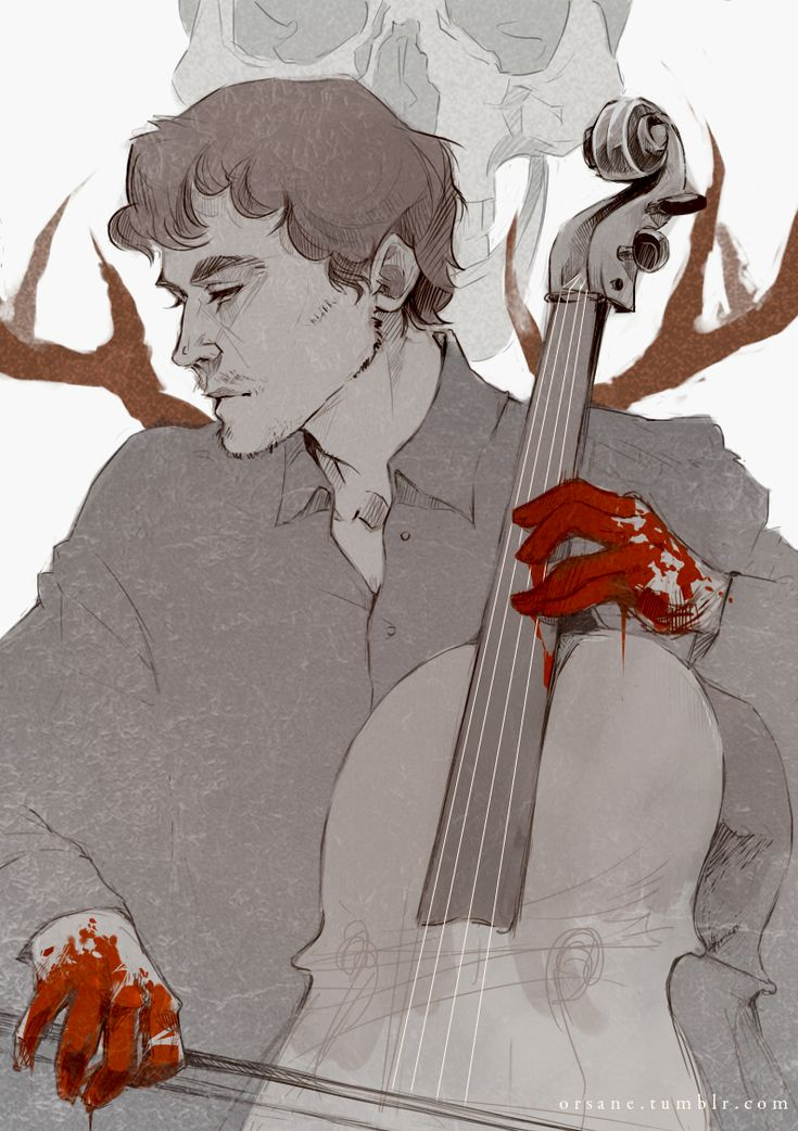 Will Graham by ~kleineHerz on deviantART