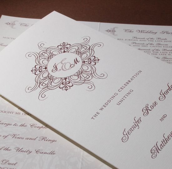 1000 images about wedding vows and invitation wordings on for Wedding program info