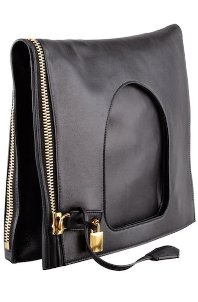 TOM FORD 2014 / Alix Padlock Bag v