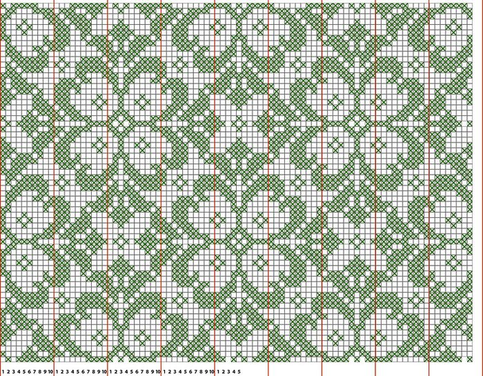 0_96ec8_e2d22700_XL (700x545, 428Kb) hand knitted Pinterest Stitches, C...