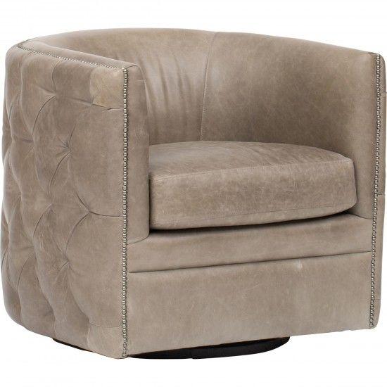 Beautiful swivel club chairs
