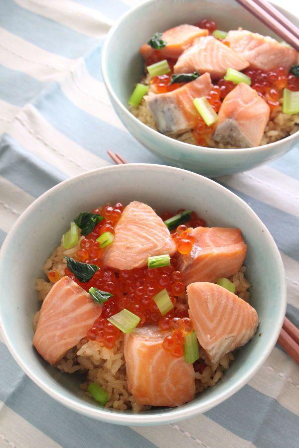 旬の鮭をめいっぱい楽しもう宮城の郷土料理はらこ飯の作り方