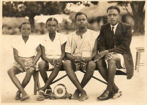 Nigeria ca. 1950s: