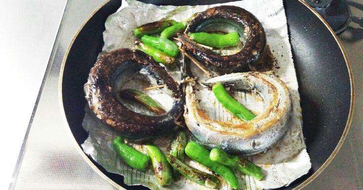 フライパンでさんまの丸~い塩焼き by ケイ∞ [クックパッド] 簡単おいしいみんなのレシピが258万品