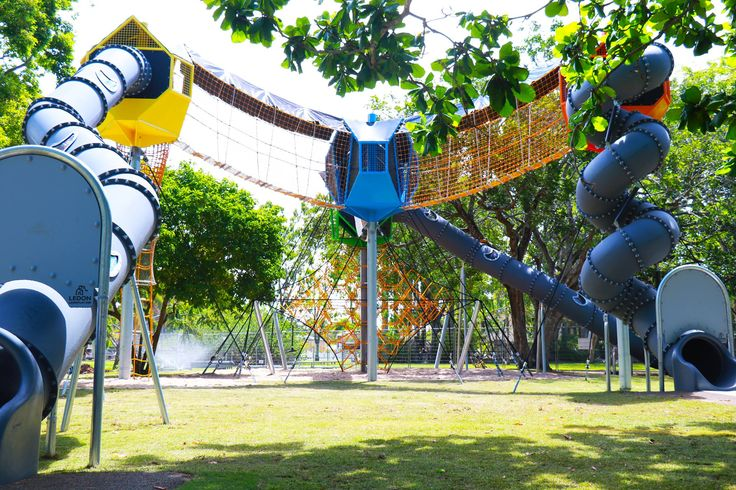 Just one week left until Mackay's biggest and best playground is officially opened to the public. A community open day will be held on Saturday, December 2, from 9am to 11am, as part of the official opening of Queens Park Playground.
