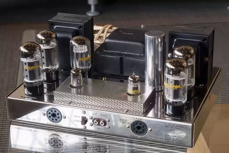 Dynaco valve power amp