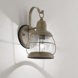 玄関照明門柱灯屋外照明L-5120アンティーク風レトロ外灯ブラケット照明