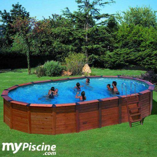 22 best piscine images on Pinterest Piscine hors sol, Swiming pool