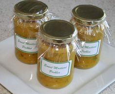 Recipe Sweet Mustard Pickles by Wise Woman Ways - Recipe of category Sauces, dips & spreads