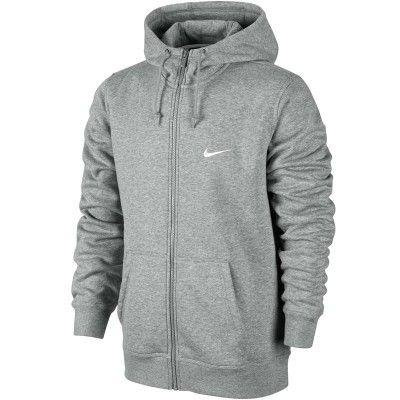 Fitness_Fitnesskleding Fitness - Fitness hoodie met rits heren NIKE - Fitness
