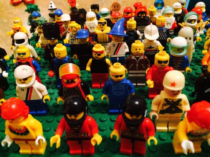 Lego Nation for our Lego Play Park #CreativeCollective